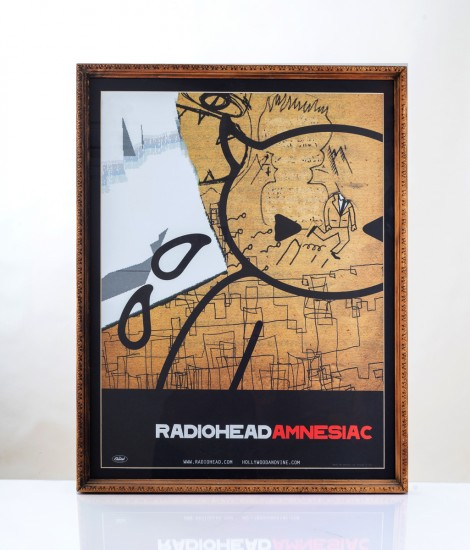 Radiohead Amnesiac 2001