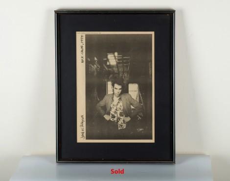 Nick Cave, MNE 1984