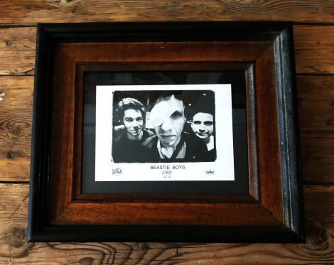 Beastie Boys / Promo Photography / 1998 / Old wooden frame